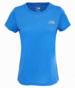 Koszulka Damska The North Face Reaxion AMP Crew amparo blue L
