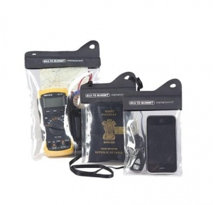 Saszetka Sea To Summit TPU Accessory Case M black