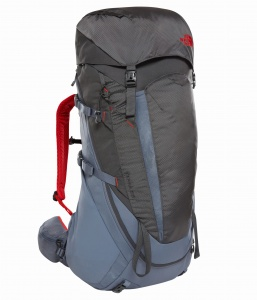 Plecak The North Face Terra 55 L/XL  grisalille grey/asphalt grey