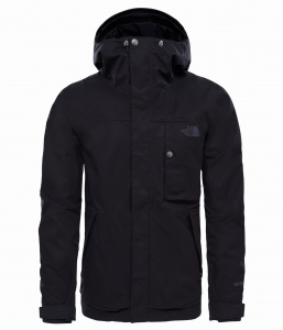 Kurtka męska The North Face ALL TERRAIN III ZIP IN tnf black XXL