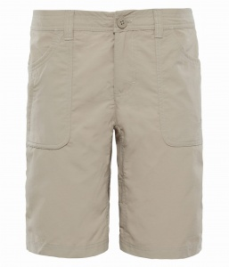 Spodenki Damskie The North Face Horizon Sunnyside dune beige 4