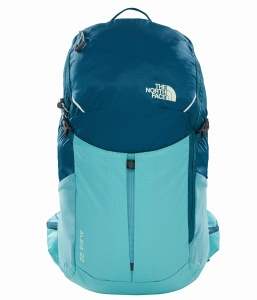 Plecak Damski The North Face Aleia 22-RC  deep teal blue/agate green M/L