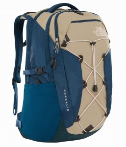Plecak Damski The North Face Borealis 25 blue wing teal/twill heather