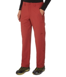 Spodnie męskie The North Face Trekker Pant rosewood red