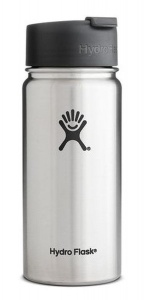 Kubek Hydroflask wide mouth  16 oz w/flip 475 ml stainless