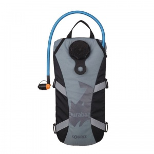 Bukłak Source Durabag 3l gray/black