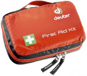 Apteczka Deuter First Aid Kit Regular papaya