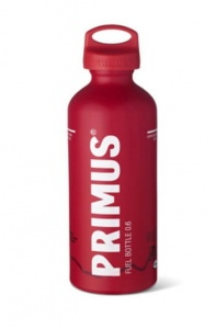 Butelka na paliwo Primus fuel bottle 0,6L red