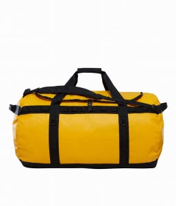 Torba The North Face Base Camp Duffel XL summit gold/tnf black