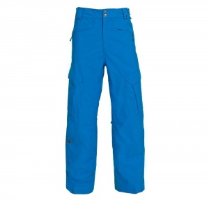 Spodnie The North Face Męskie Monte Cargo Pant athens blue M