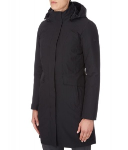 Płaszcz Damski The North Face Suzanne Triclimate™ Trench tnf black DRYVENT