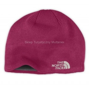 Czapka The North Face BONES BEANIE loganberry red
