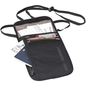 Saszetka Sea To Summit  NECK WALLET 5 czarny