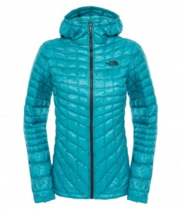 Kurtka Damska The North Face Thermoball Hoodie kokomo green EU