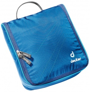 Kosmetyczka Deuter Wash Center II midnight turquoice