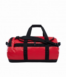 Torba The North Face Base Camp Duffel M tnf red/tnf black