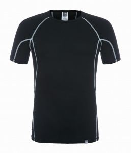 Koszulka Męska The North Face SS Light Crew Neck black
