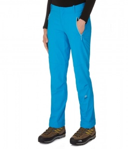 Spodnie Damskie The North Face  Satellite Climbing Pant quill blue 8