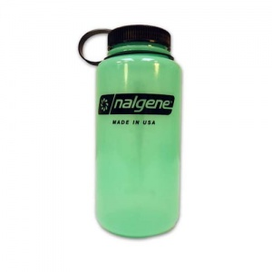 Butelka Nalgene Oasis Everyday wide mouth 1L glow