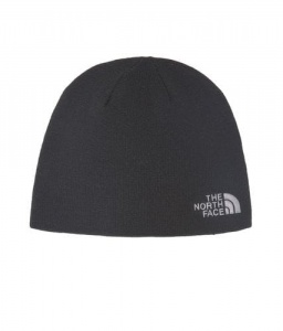 Czapka The North Face GATEWAY BEANIE tnf black/foil grey
