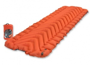 Materac Klymite Insulated Static V orange