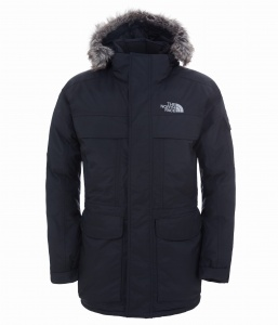 Kurtka Męska The North Face McMurdo Parka tnf black