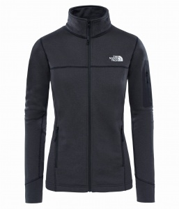 Polar Damski The North Face Kyoshi FZ tnf black heather