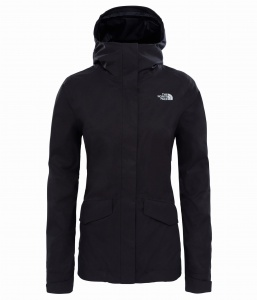 Kurtka damska The North Face All Terrain Zip In tnf black