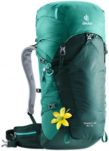 Plecak Damski  Deuter SPEED LITE 30 SL forest- alpinegreen