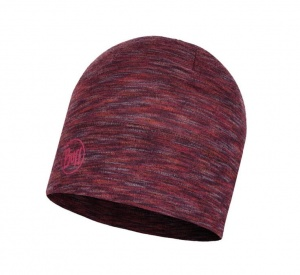Czapka Buff WOOL HAT MID shale grey