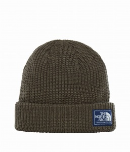 Czapka The North Face Salty Dog Beanie new taupe green