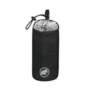 Saszetka pokrowiec na butelkę Mammut Bottle Holder Insulated black S