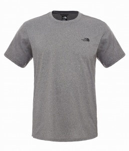 Koszulka Męska The North Face Reaxion AMP Crew medium grey XL