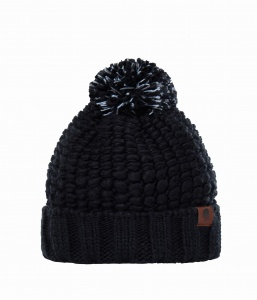 Czapka The North Face COZY CHUNKY BEANIE tnf black
