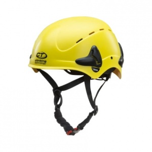 Kask Climbing Technology Work Shell żółty