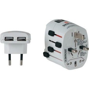 Adapter Skross World Pro World & USB
