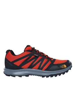 Buty The North Face Litewave Fastpack GTX tnf black tibetan orange 41
