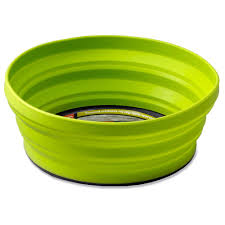 Miska Sea To Summit X-Bowl 650ml limonka