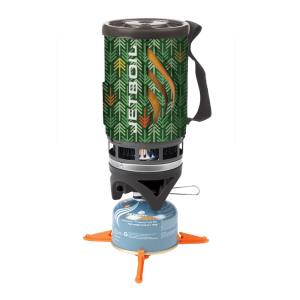 Palnik gazowy Jetboil Flash Personal Cooking System forest