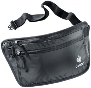 Saszetka Deuter Security Money Belt II black