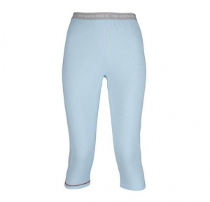 Spodenki Damskie The North Face Warm Capri blue