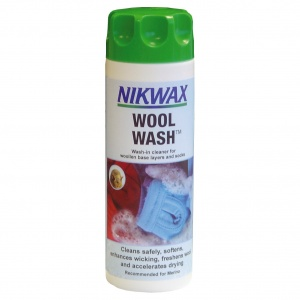 Środek piorący Nikwax WOOL WASH 300ml