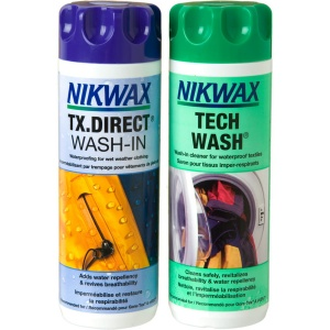 Zestaw Nikwax TECH WASH + TX.DIRECT WASH IN