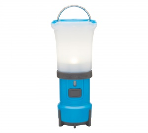 Lampka Black Diamond Voyager process blue