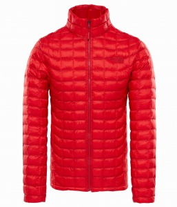 Kurtka Męska The North Face Thermoball Full Zip high risk red EU M