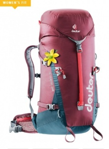 Plecak Deuter GRAVITY EXPEDITION 42+ SL maron/arctic