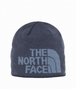 Czapka The North Face HIGHLINE BEANIE mid grey/graphite grey camo