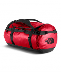 Torba The North Face Base Camp Duffel L  tnf red/tnf black 2