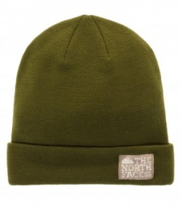 Czapka The North Face Dock Worker Beanie scallion green
