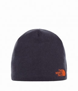 Czapka The North Face BONES BEANIE urban navy/persian orange